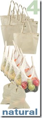 Eco-Shopping Bag Set