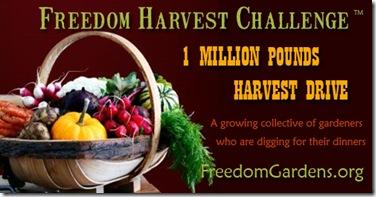 Freedom Harvest Challenge