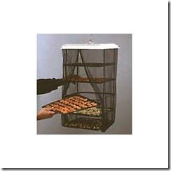 Hanging Solar Food Dehydrator
