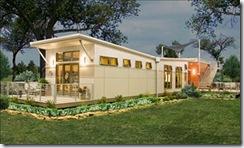 Prefab Green Home