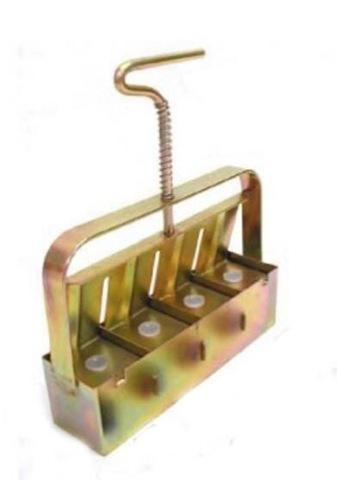 Energy conservation thehippygardener for Soil block maker