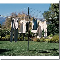 Umbrella Clothes Dryer