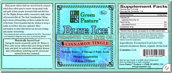 Blue Ice FCLO Liquid Jan 20101