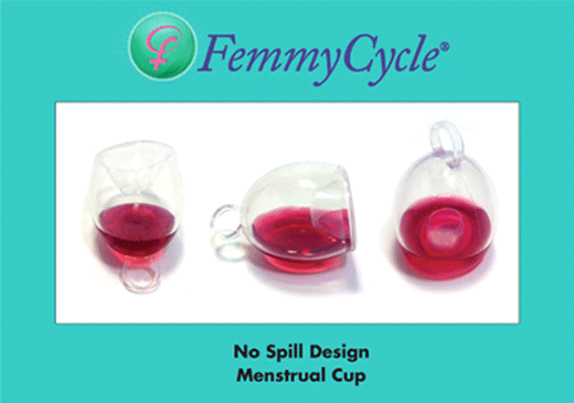 Menstrual cups thehippygardener for A diva cup