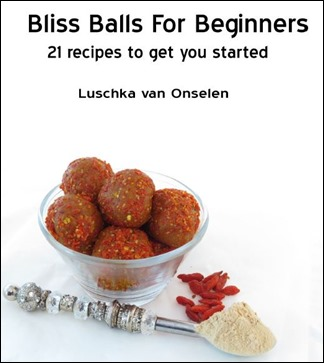 Bliss Balls for Beginners Cover Image